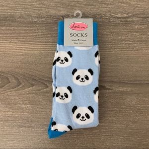 Cute Bear Cree Socks